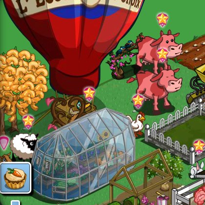 Keep up with your farm to be successful!