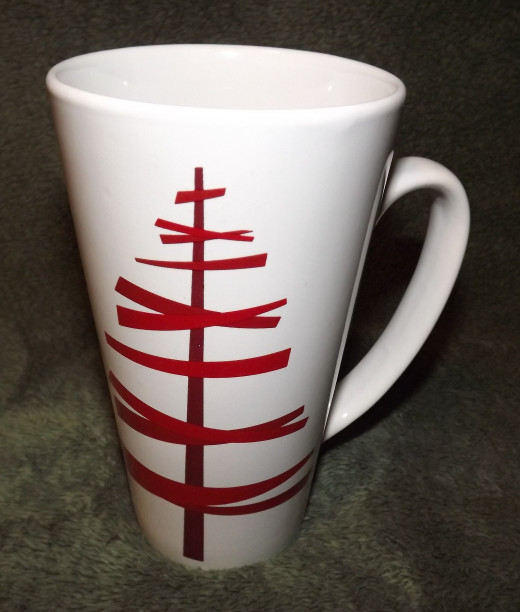 2012 Starbucks Holiday Mug