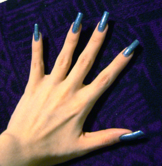 How to get nice nails quickly