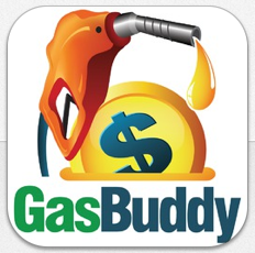 GasBuddy offers an easy to use app to find cheap gas prices.