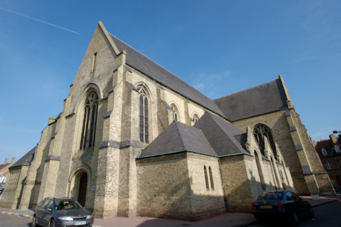 Saint Martin's church, Bergues