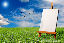 Art How to paint En Plein Air (painting outdoors)