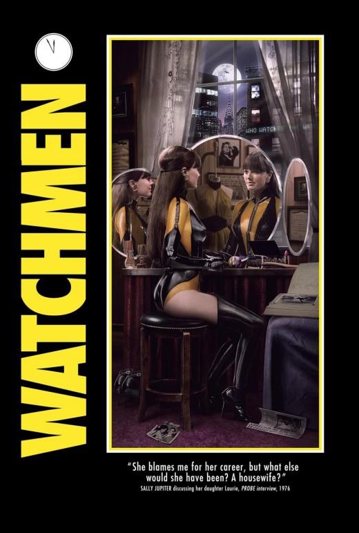 Watchmen Silk Spectre