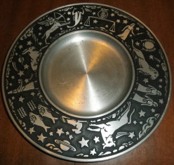 What is Haugrud Pewter? Vintage Norweigian Art