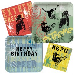 How to Throw an XTreme Action Birthday Party