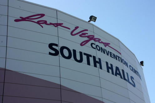 LVCC South Halls - Las Vegas Convention Center (Photo by Michael Dorausch)