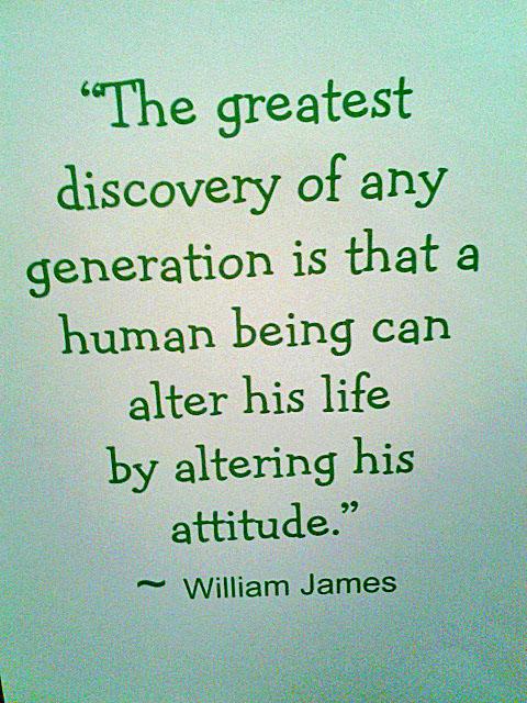 Alter Attitude quote