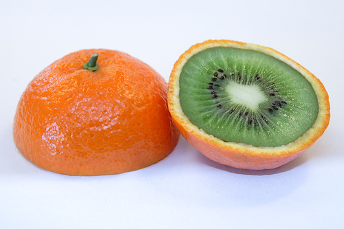 Orange or Kiwi?... or both?