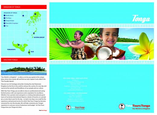 Teta Tours Brochure