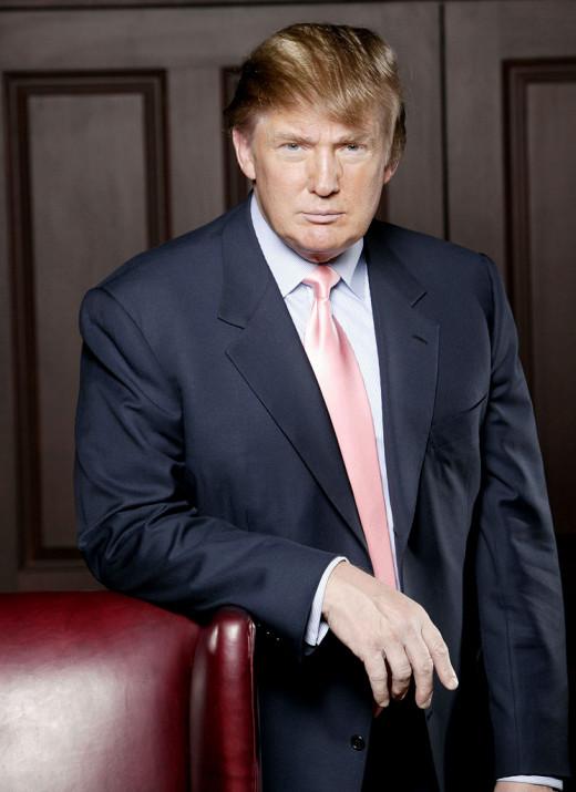 Billionaire Mr. Trump
