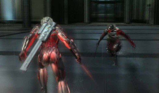Metal Gear Rising Revengeance Defeat Monsoon