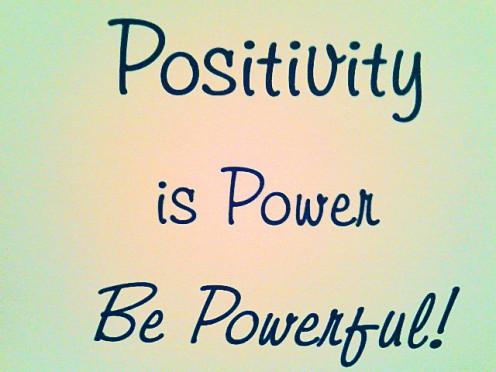Positivity Quote