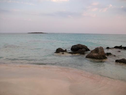 Pink Sand Elafonisi