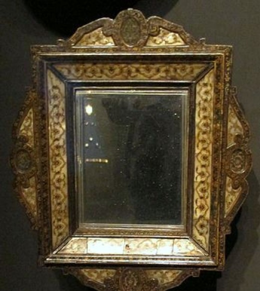 Mirrors have a long history of paranormal phenomena associated with them.