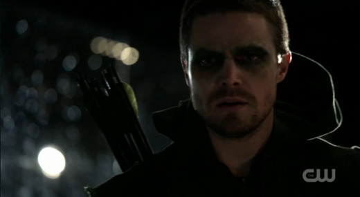 Oh, Oliver, can't you afford a domino mask?