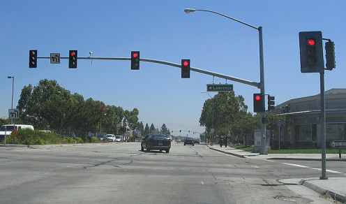 The Red Light Camera: Are Marked, Photo Enforced