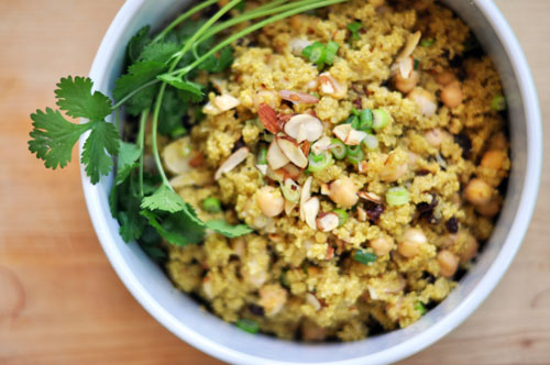Quinoa has recently become popular as a weight loss super food.