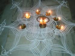 Hindu Tamil festival Karthikai Deepam