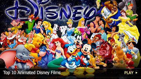 Disney animation movies