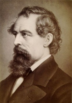 Biography of Author Charles Dickens