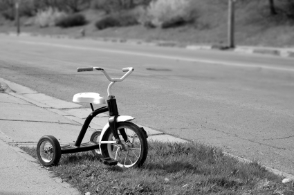 The Lonely Tricycle