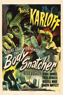 The Body Snatcher (1945) poster