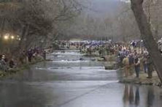 Roaring River opener.