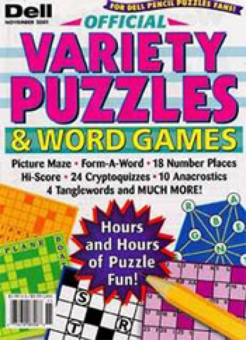 Variety Puzzles