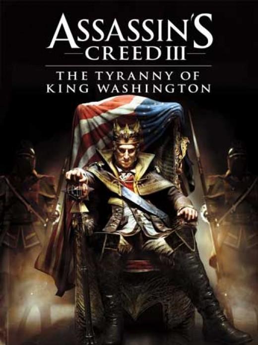 The Tyranny of King Washington Poster