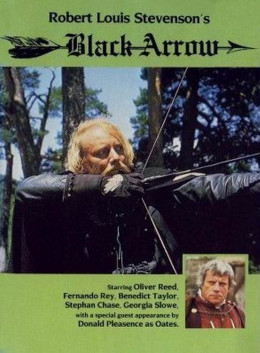 Black Arrow (1985) poster