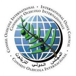 International Olive Council Seal