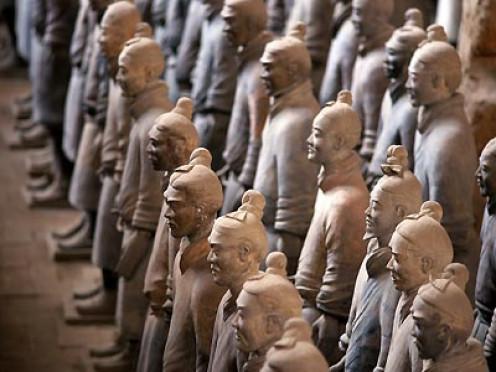 Qin Terracotta Warriors