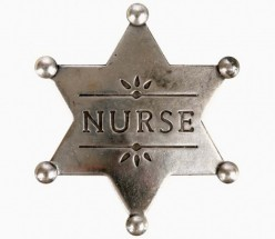 Who would be a nurse?  Part One
