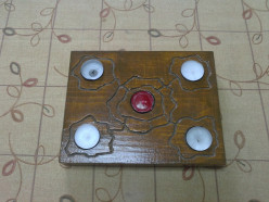 How To Craft A Cool Decorative Wooden Tealight Candle Holder