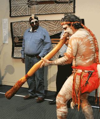 Aboriginal music performance