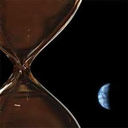 The sands of time continue to empty from the figurative hourglass, as the distant future of our world remains uncertain