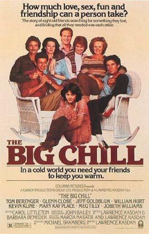 The Big Chill Poster #2