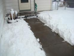 Snowfall Breaks Records in Wichita, KS