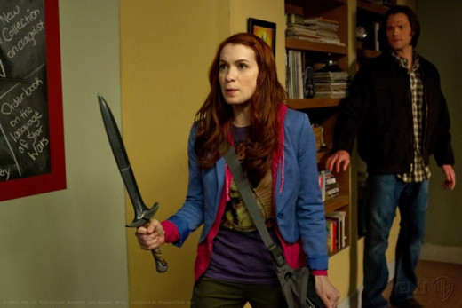 Are you going to argue with Felicia Day?