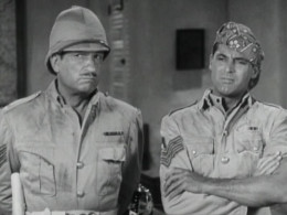 A scene from one of my all-time favorite movies, Gunga Din.