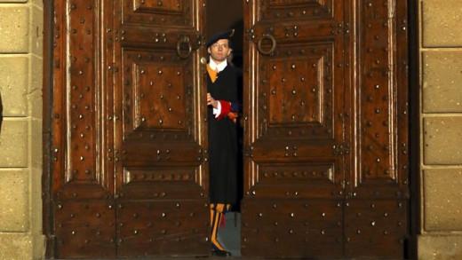 Closing the door on Benedict XVI