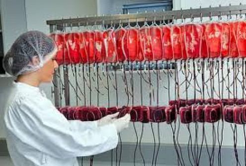 Blood banks were introduced in he 1930s and were an instant success throughout the entire world.
