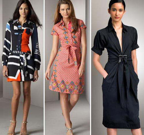 For petite women. These looks are great and flattering.