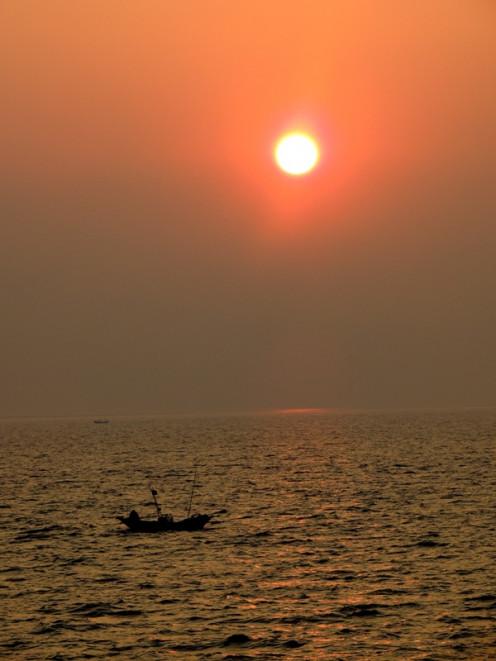 Sunrise Far Away