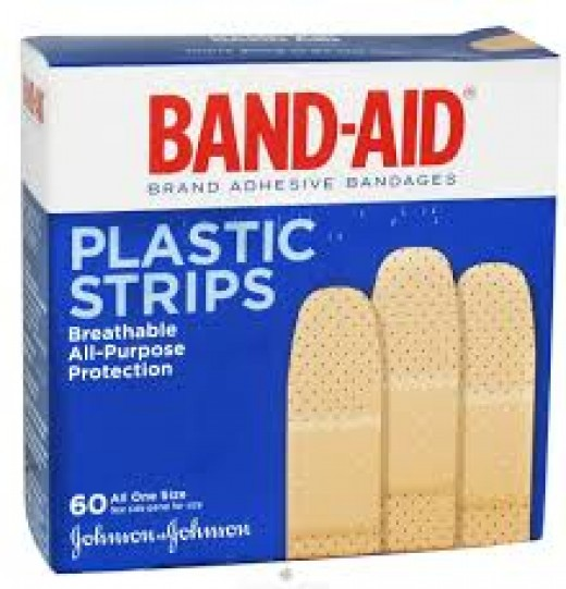 Band Aids came out in the 1920s and have helped treat wounds for over 90 years and counting.