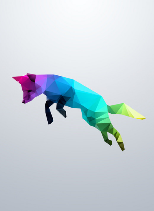 Glass Animal - Flying Fox by Three Of The Possessed