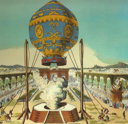 Montgolfier Balloon
