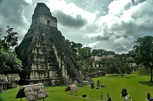 Tikal, Guatemala photo by archer10