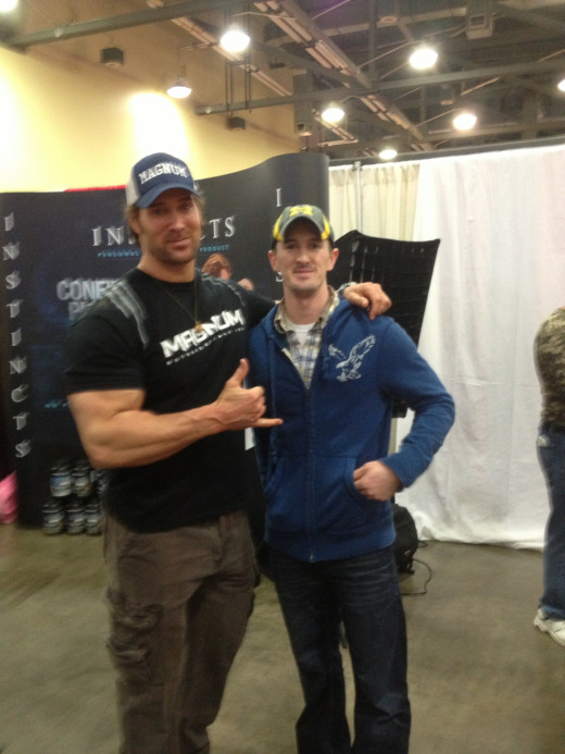 Mike O'Hearn with me.