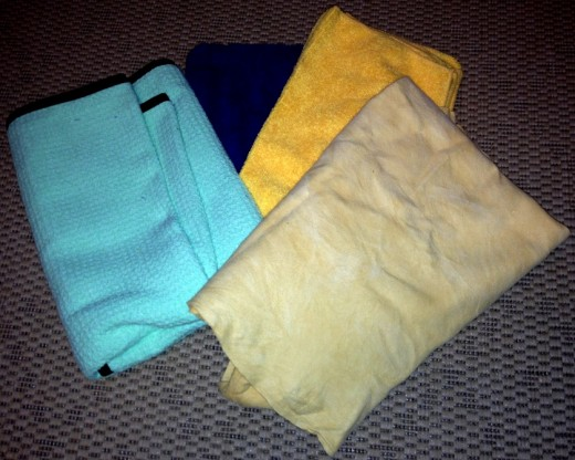 How to Choose the Best Car Drying Cloth or Towel